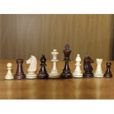 Шахматы стаунтон №6 (с утяжелителем)