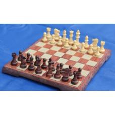 Магнитные шахматы ЛЮКС большие (31 см)