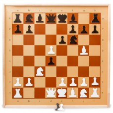 Шахматная доска демонстрационная