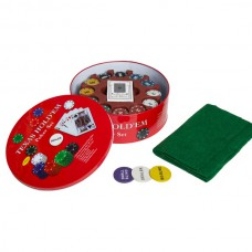 Набор для покера Holdem Light 240 фишек