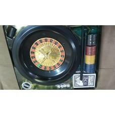 Игровой набор: рулетка, покер, блек-джек