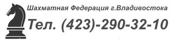 Магазин Шахматной Федерации города Владивостока